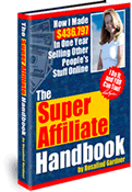 Rosalind Gardner Super Affiliate